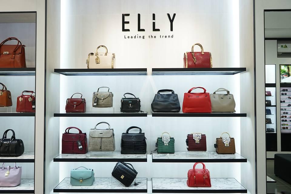 thiết kế cửa hàng elly